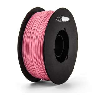 3D Filament (Bison3D brand) for 3D Printing, 1.75mm, 1kg/roll, Pink (ABS)