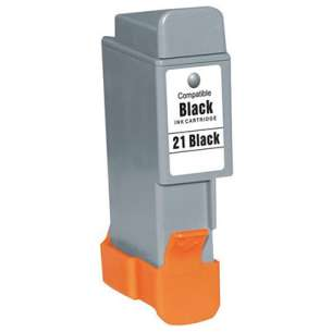 Compatible ink cartridge to replace Canon BCI-21Bk - black cartridge