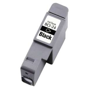 Compatible ink cartridge to replace Canon BCI-24Bk - black cartridge