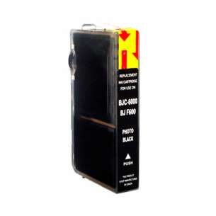 Compatible ink cartridge to replace Canon BCI-3ePBk - photo black