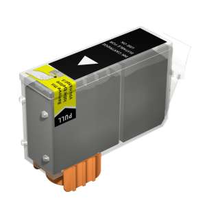 Compatible ink cartridge to replace Canon BCI-6Bk - black cartridge
