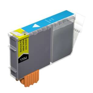 Compatible ink cartridge to replace Canon BCI-6C - cyan