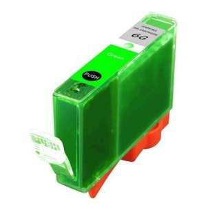 Compatible ink cartridge to replace Canon BCI-6G - green