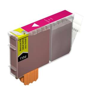 Compatible ink cartridge to replace Canon BCI-6M - magenta
