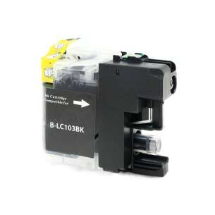 Compatible Ink Cartridge To Replace Brother LC103BK / LC101BK - High Yield Black