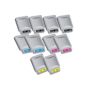 Compatible inkjet cartridges Multipack for Brother LC25 - 10 pack