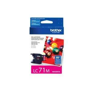 OEM Genuine Brother LC71M inkjet cartridge - magenta