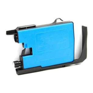 Compatible ink cartridge to replace Brother LC75C - cyan