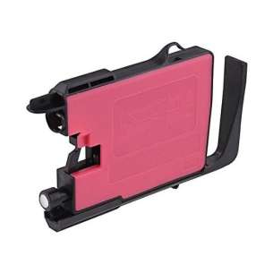 Compatible ink cartridge to replace Brother LC75M - magenta