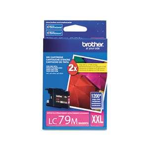 OEM Genuine Brother LC79M inkjet cartridge - magenta