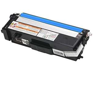 Compatible Brother TN315C toner cartridge - high capacity cyan