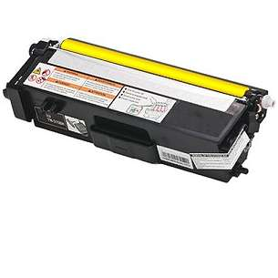 Compatible Brother TN315Y toner cartridge - high capacity yellow
