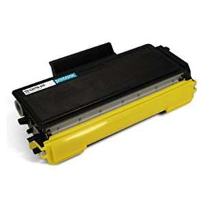 Compatible Brother TN650 toner cartridge - high capacity black