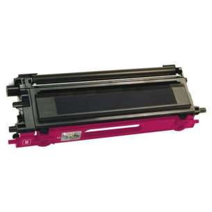 Compatible Brother TN115M toner cartridge - high capacity magenta