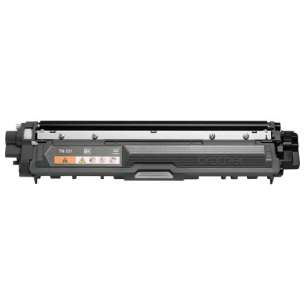OEM Genuine Brother TN221BK toner cartridge - black cartridge