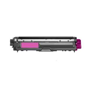 Compatible Brother TN221M toner cartridge - 1,400 page yield - magenta