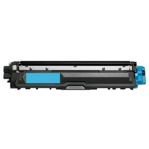 Compatible Brother TN225C toner cartridge - 2,200 page yield - high capacity cyan