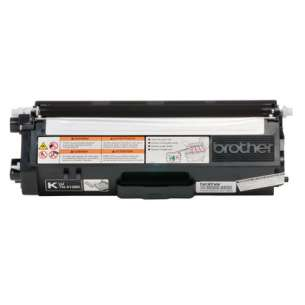 OEM Genuine Brother TN310BK toner cartridge - black cartridge