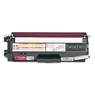OEM Genuine Brother TN315M toner cartridge - high capacity magenta
