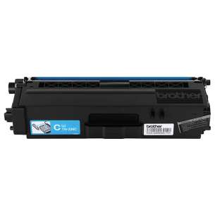 OEM Genuine Brother TN336C toner cartridge - high capacity cyan