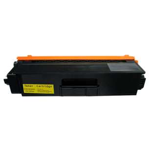 Compatible Brother TN339Y toner cartridge - high capacity yellow