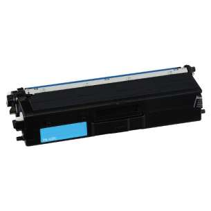Compatible for Brother TN433C toner cartridge - high capacity cyan