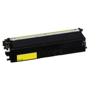 Compatible for Brother TN433Y toner cartridge - high capacity yellow
