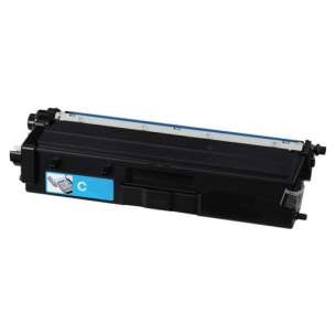 Compatible Brother TN436C toner cartridge - super high capacity cyan