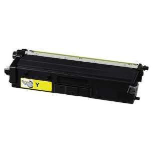 Compatible Brother TN439Y toner cartridge - ultra high capacity yellow