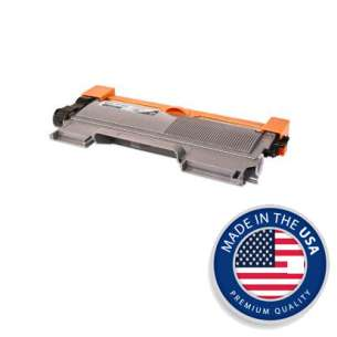 Brother replacement toner cartridge for Brother TN450 (2,600 Yield) - PREMIUM BRAND and Made in the USA