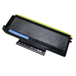 Compatible Brother TN580 toner cartridge - high capacity black