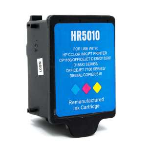 Remanufactured HP C5010 (HP 14 ink) inkjet cartridge - color cartridge