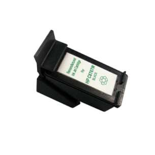 Remanufactured HP C8767 (HP 96 ink) inkjet cartridge - black cartridge