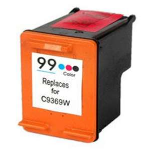 Remanufactured HP C9369 (HP 99 ink) inkjet cartridge - photo