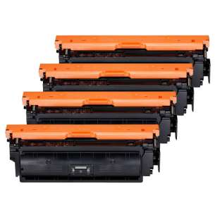 Compatible Canon 040 toner cartridges - 4-pack
