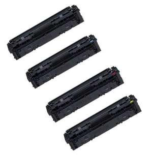 Compatible Canon 045H toner cartridges - 4-pack