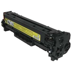 Genuine Brand Canon 2659B001AA (118) toner cartridge - yellow