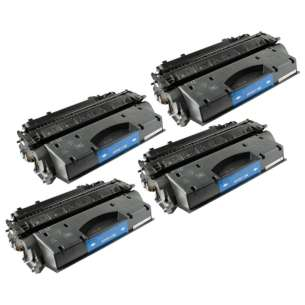Compatible for Canon 119 toner cartridges - 4-pack
