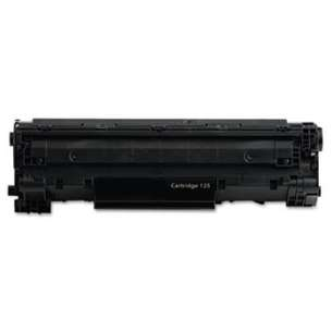 Compatible for Canon 125 toner cartridge - black cartridge