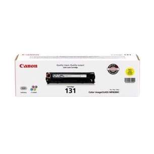 Genuine Brand Canon 6269B001AA (131) toner cartridge - yellow
