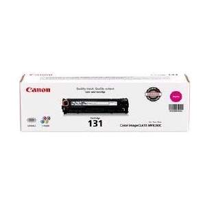 Genuine Brand Canon 6270B001AA (131) toner cartridge - magenta