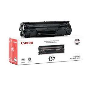 Genuine Brand Canon 9435B001AA (137) toner cartridge - black cartridge