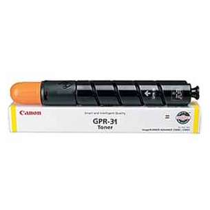 Genuine Brand Canon 2802B003AA (GPR-31) toner cartridge - yellow