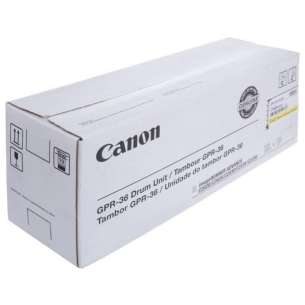 Original Canon 3789B004 (GPR-36) toner drum - yellow
