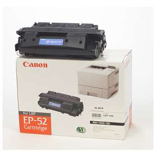 Genuine Brand Canon 3839A002AA toner cartridge - black cartridge