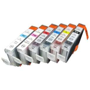 Compatible inkjet cartridges Multipack for Canon BCI-6 - 6 pack