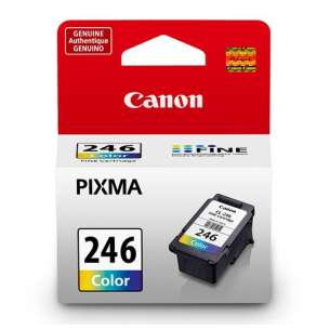 Genuine Brand Canon CL-246 inkjet cartridge - color cartridge