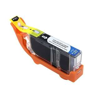 Compatible ink cartridge to replace Canon CLI-221Bk - black cartridge