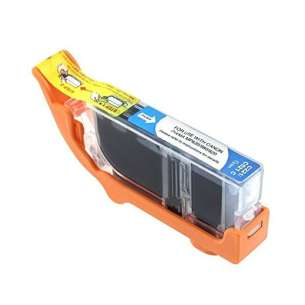 Compatible ink cartridge to replace Canon CLI-221C - cyan