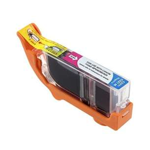 Compatible ink cartridge to replace Canon CLI-221M - magenta
